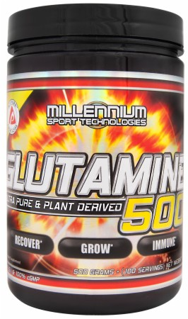 Image for Millennium Sport - Glutamine 500