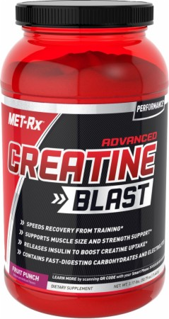 Image for Met-Rx - Advanced Creatine Blast