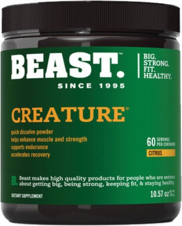 Image for Beast Sports Nutrition - Creature Powder
