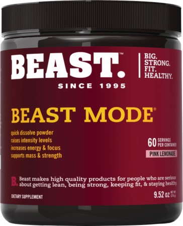 Image for Beast Sports Nutrition - Beast Mode