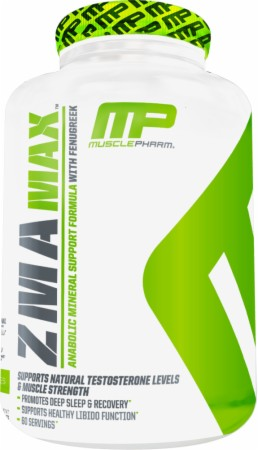 MusclePharm ZMA Max - 60 Capsules