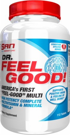 Image for S.A.N. - Dr. Feel Good