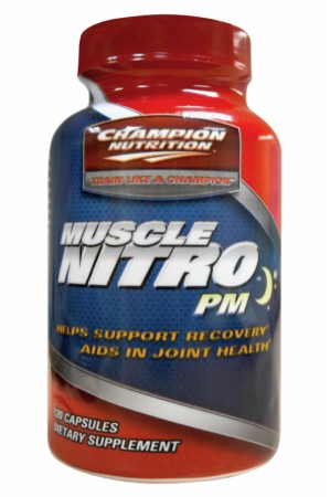 Image for Champion - Muscle Nitro PM