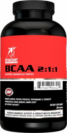Image for Betancourt Nutrition - BCAA 2:1:1