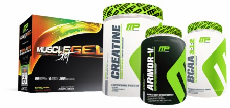 MusclePharm Core Stack
