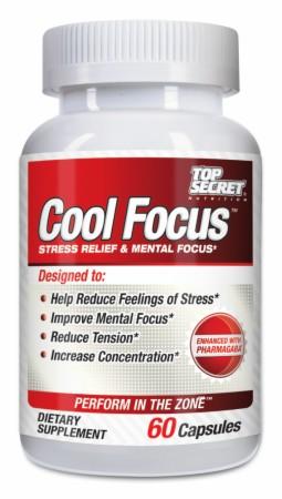 Image for Top Secret Nutrition - Cool Focus