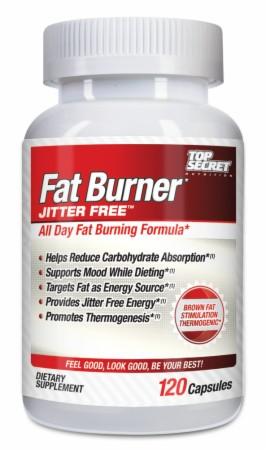Image for Top Secret Nutrition - Fat Burner