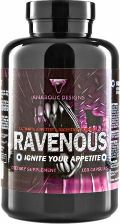 Anabolic Designs RAVENOUS - 180 Capsules