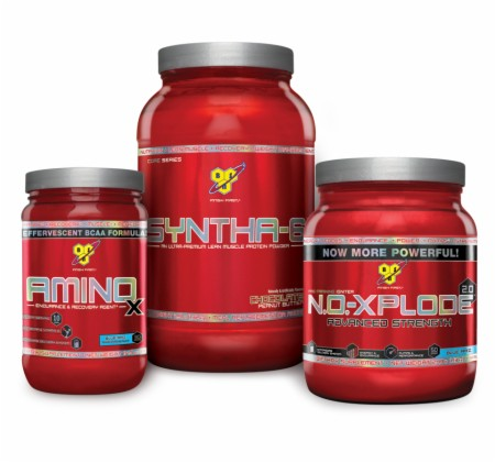 Image for BSN - Finish First Stack