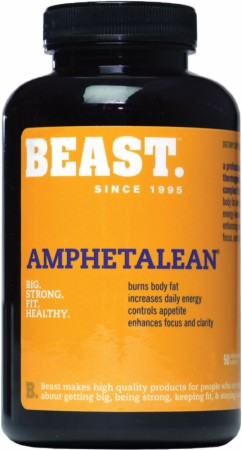 Image for Beast Sports Nutrition - Amphetalean