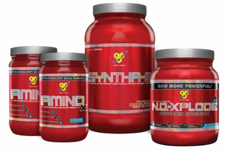 Image for BSN - Elite Muscle Stack