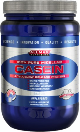 Image for AllMax Nutrition - 100% Micellar Casein