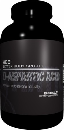 Image for Better Body Sports - D-Aspartic Acid