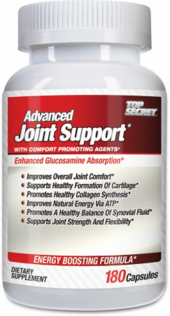 Image for Top Secret Nutrition - Advanced Joint Support