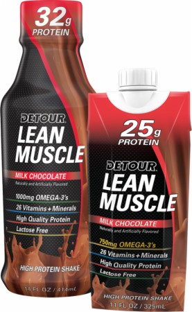 Image for Detour - Lean Muscle High Protein Shake
