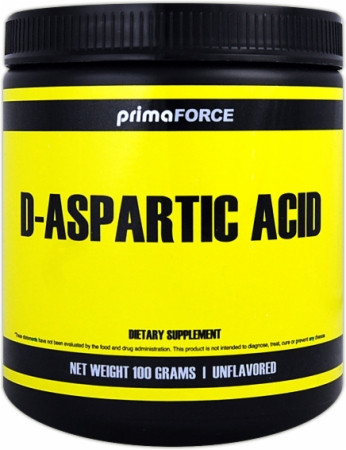 Image for PrimaForce - D-Aspartic Acid
