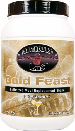 Image for Controlled Labs - Gold Feast