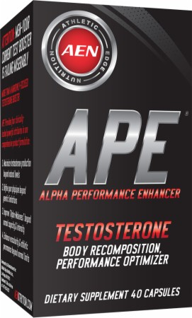 Image for Athletic Edge Nutrition - APE