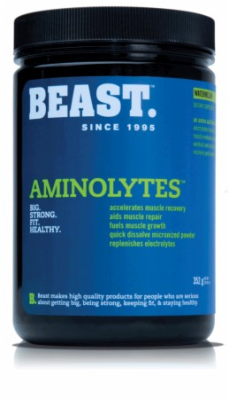 Image for Beast Sports Nutrition - Aminolytes