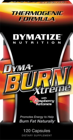 Image for Dymatize - Dyma-Burn Xtreme