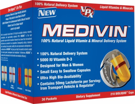 Image for VPX Sports Nutrition - MEDIVIN
