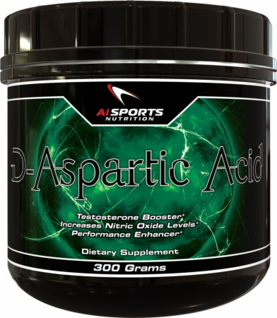 Image for AI Sports Nutrition - D-Aspartic Acid