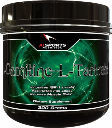 Image for AI Sports Nutrition - L-Carnitine L-Tartrate