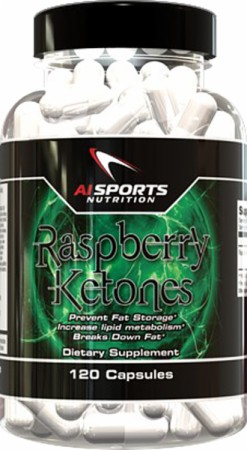 Image for AI Sports Nutrition - Raspberry Ketones