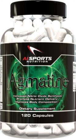 Image for AI Sports Nutrition - Agmatine