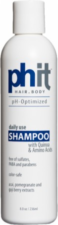 Phit Hair Body Daily Use Shampoo Conditioner - 8 Oz. - Shampoo