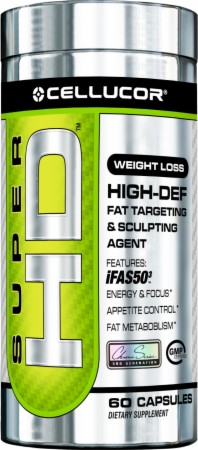 Cellucor Super HD - 120 Capsules