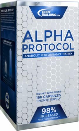Bodybuilding.com Platinum Series ALPHA PROTOCOL