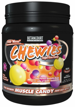 Image for Betancourt Nutrition - BCAA Chewies