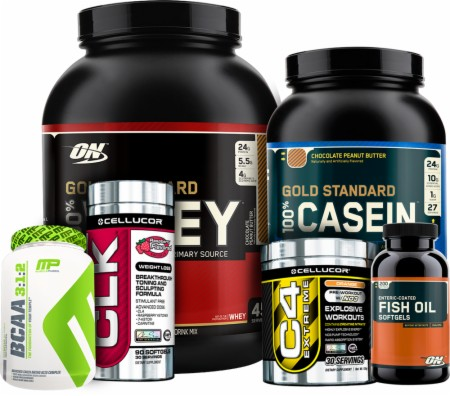 Combos Men's Fat Loss 20-39 Stack - Progressive